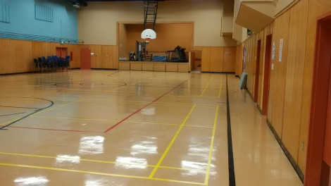 Gymnasium at the Grace Centre