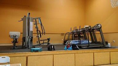 Exercise Room at the Grace Centre